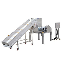 Twin Shaft Shredder & Auto-Feeding System-3